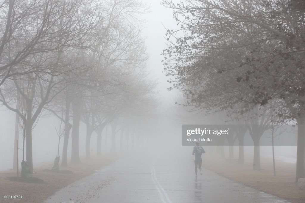 Fog : News Photo