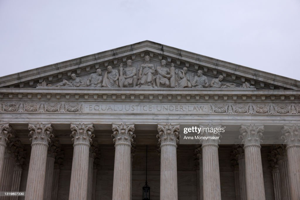 Supreme Court Releases Opinions : News Photo