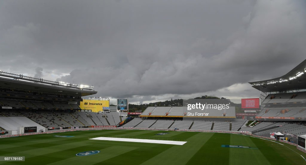 New Zealand v England - 1st Test: Day 3