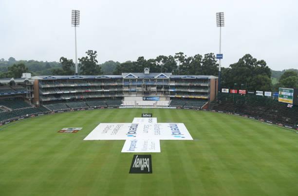 ZAF: South Africa v England - Fourth Test: Day 1