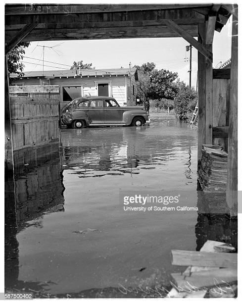 Rain flooding Mrs Richard Johnson Patricia Johnson 5 years Tom Worthington 7 years Tom Unwain 11 years Dennis Strickland __3 years Dale Strickland 5...