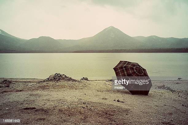 rain in mountain - mutsu imagens e fotografias de stock