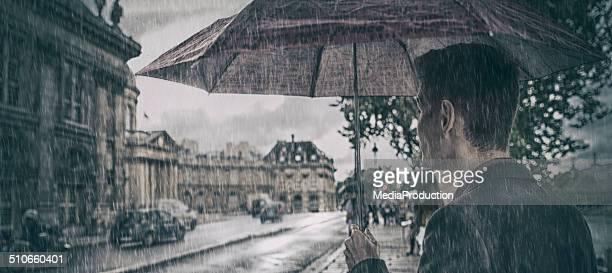 De la pluie à Paris