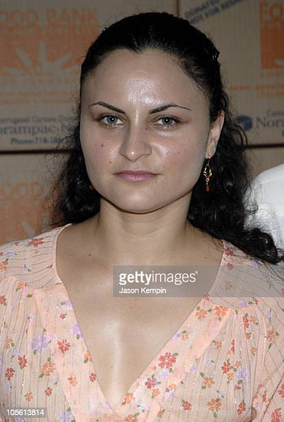 Rain Phoenix during 2006 Food Bank For New York Citys Annual Can Do Awards Gala at Pier Sixty Chelsea Piers in New York City New York United States