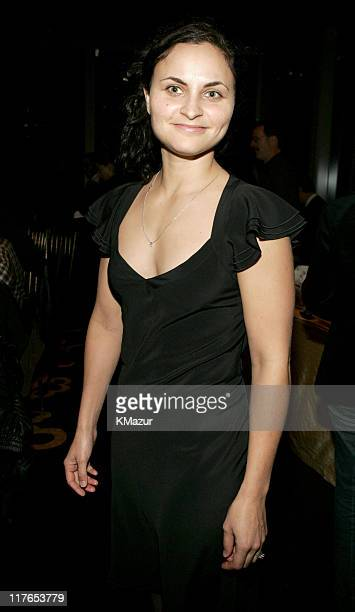 Rain Phoenix during The ACLU Freedom Concert and After Party at Avery Fisher Hall in New York City New York United States
