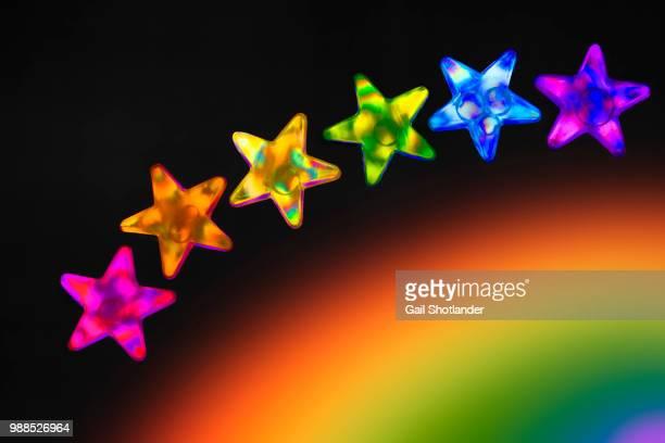 Rainbow 2:  Stars and Colour