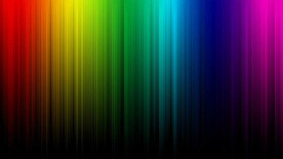 Rainbow Abstract Background 638182354