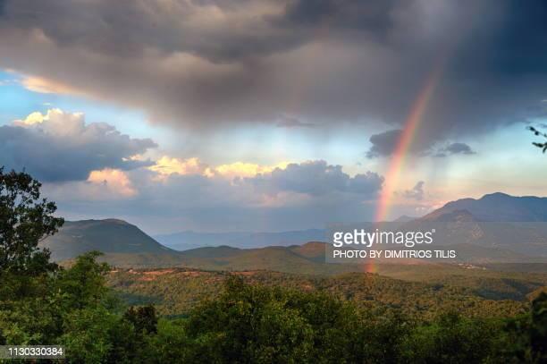 Rainbow at Pogoni