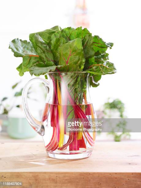 155 Rainbow Chard Photos And Premium High Res Pictures Getty Images