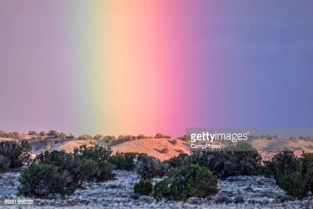 虹の夜明け