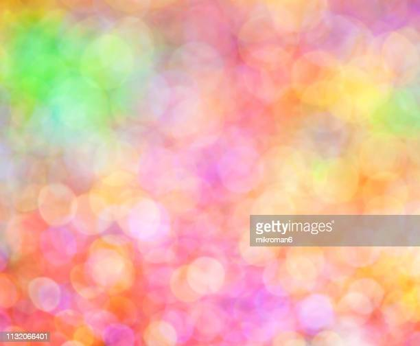 rainbow glitter - anniversary stock pictures, royalty-free photos & images