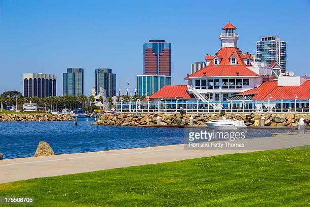 Rainbow Harbor at Long Beach, CA (P)