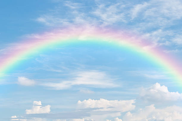 Free Rainbow Sky Images, Pictures, And Royalty-Free Stock