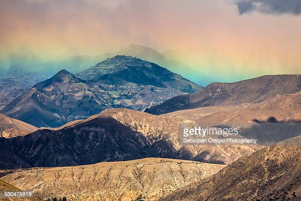 Rainbow in Chota Valley