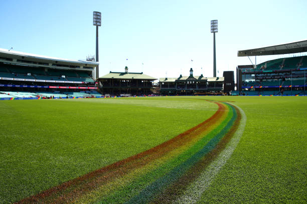 AUS: AFL Rd 23 - Sydney v St Kilda