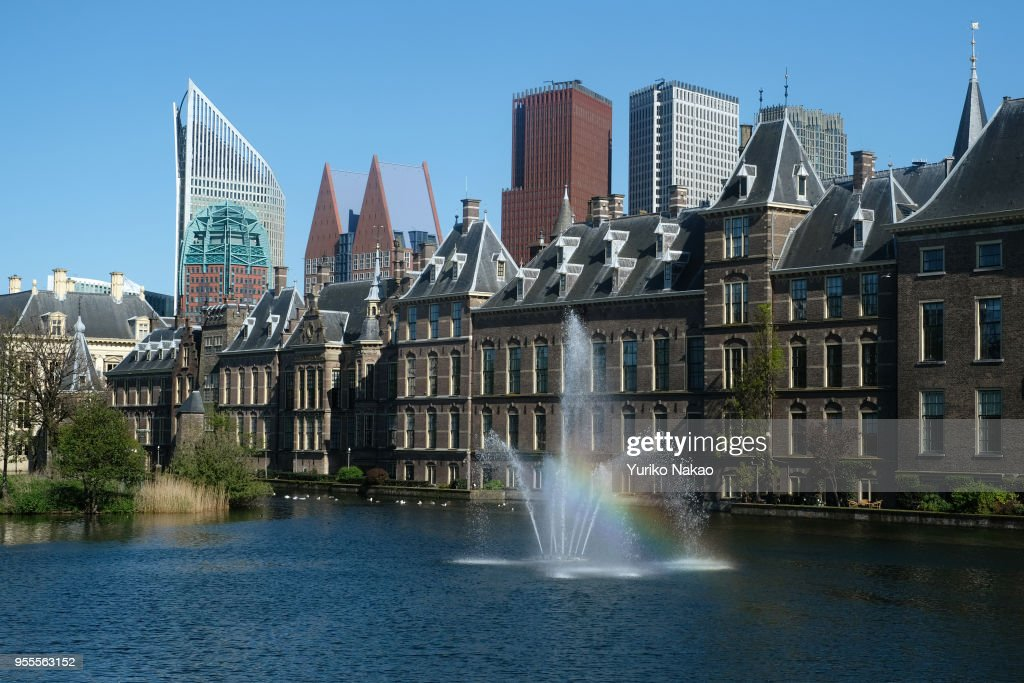 Hague General View : News Photo