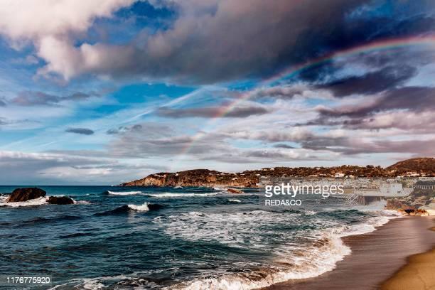 Rainbow Ischia Campania Italy Europe