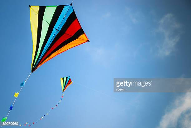Rainbow Kites