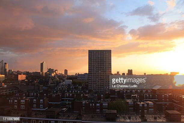 rainbow london - bethnal green stock pictures, royalty-free photos & images