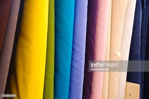 Rainbow of Fabric