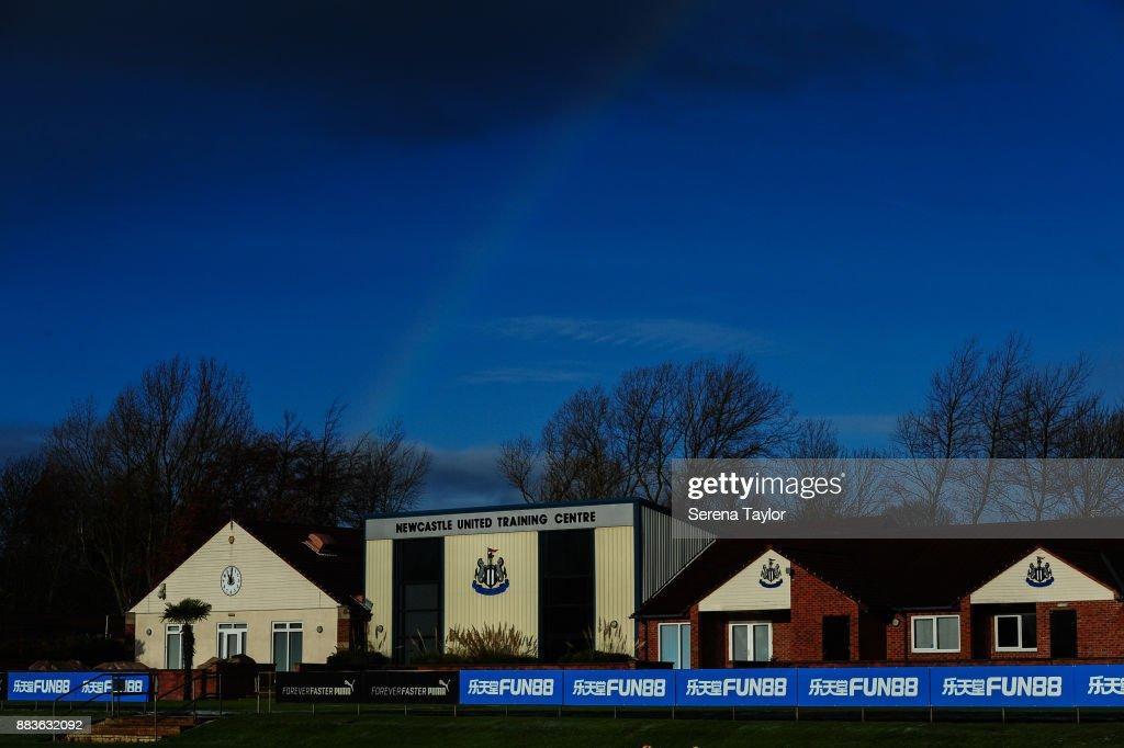 Newcastle United Training Session : News Photo