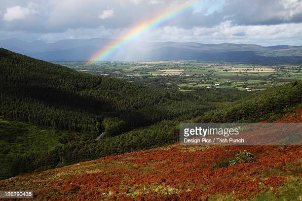 rainbow over the vee in munster province