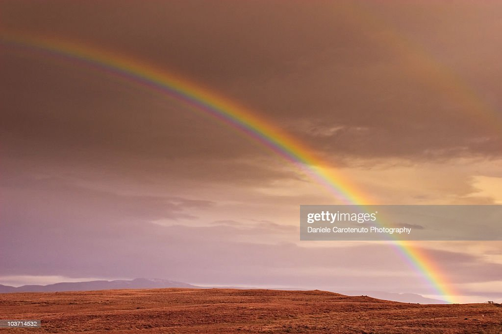 Rainbow : Stock Photo