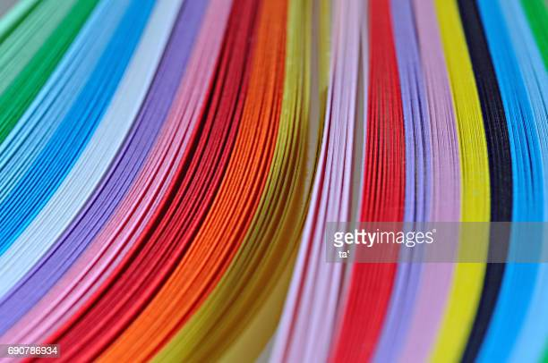 rainbow - striato stock pictures, royalty-free photos & images