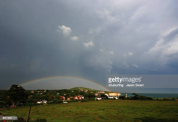 rainbow - s0ulsurfing stock pictures, royalty-free photos & images