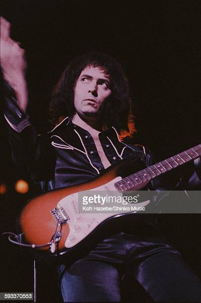 Rainbow Ritchie Blackmore live at Nippon Budokan Tokyo January 1978