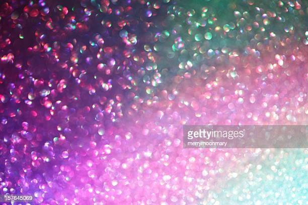 Rainbow shimmer