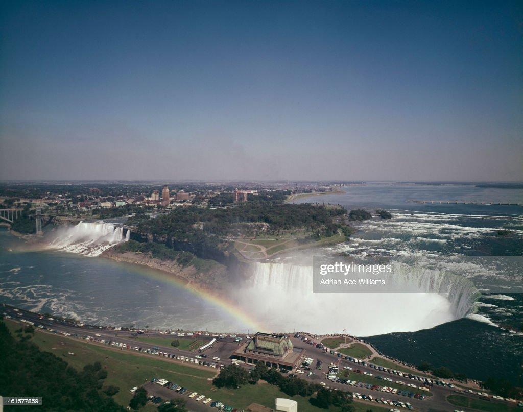 Niagara Falls : News Photo