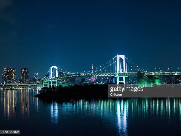 Rainbowbrige&Tokyotower