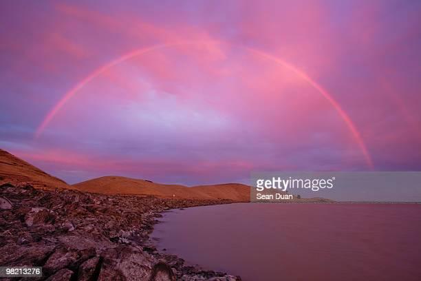 Rainbows Over San Francisco Bay