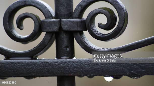 raindrops - regentropfen - regentropfen stock pictures, royalty-free photos & images