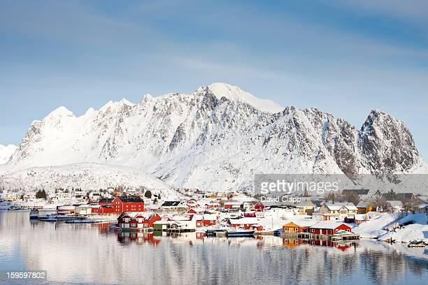 Raine, Lofoten Islands, Norway