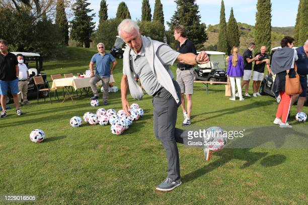Rainer Bonhof during the 30th anniversary celebration of the German World Cup win at 1990 on October 10, 2020 at hotel Il Pelagone in Grosseto,...