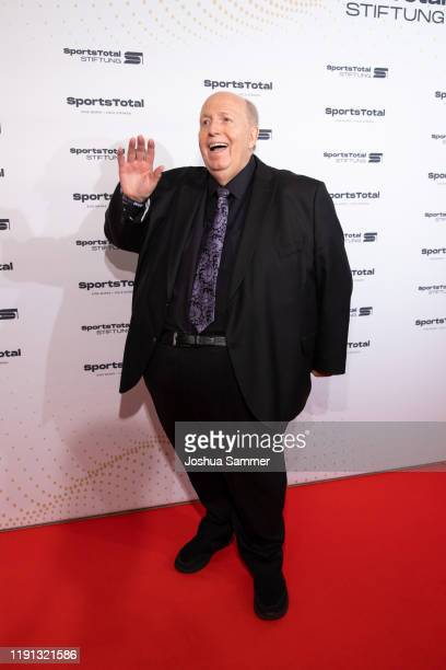 Rainer Calmund attends the SportsTotal Christmas Party and foundation gala at Flora Koeln on December 01, 2019 in Cologne, Germany.