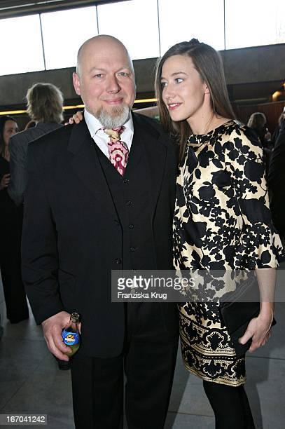 Rainer Kaufmann Und Johanna Wokalek Bei Der Verleihung Des Adolf Grimme Preis In Marl Am 310306