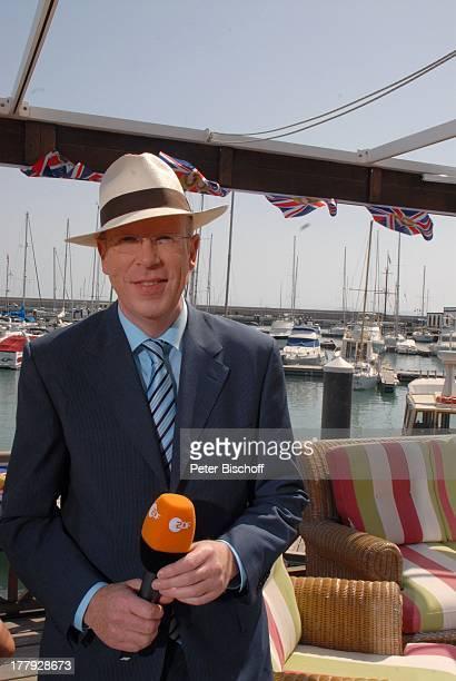 Rainer Wälde Royal Talk über die Hochzeit von P R I N Z W I L L I A M V O N E N G L A N D und Verlobter K A T E M I D D L E T O N am ZDFShow Die...
