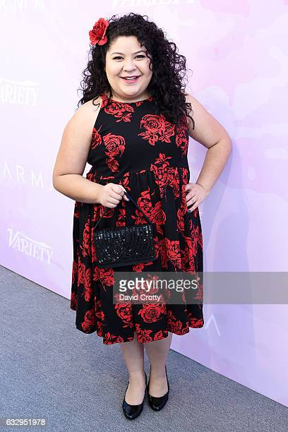 Raini Rodriguez arrives at Variety's Celebratory Brunch Event For Awards Nominees Benefiting Motion Picture Television Fund at Cecconi's on January...