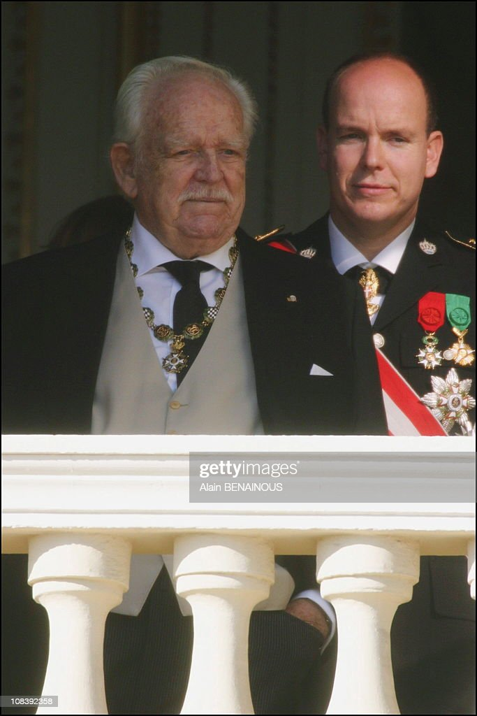 National Day In Monaco On November 19, 2003. : News Photo