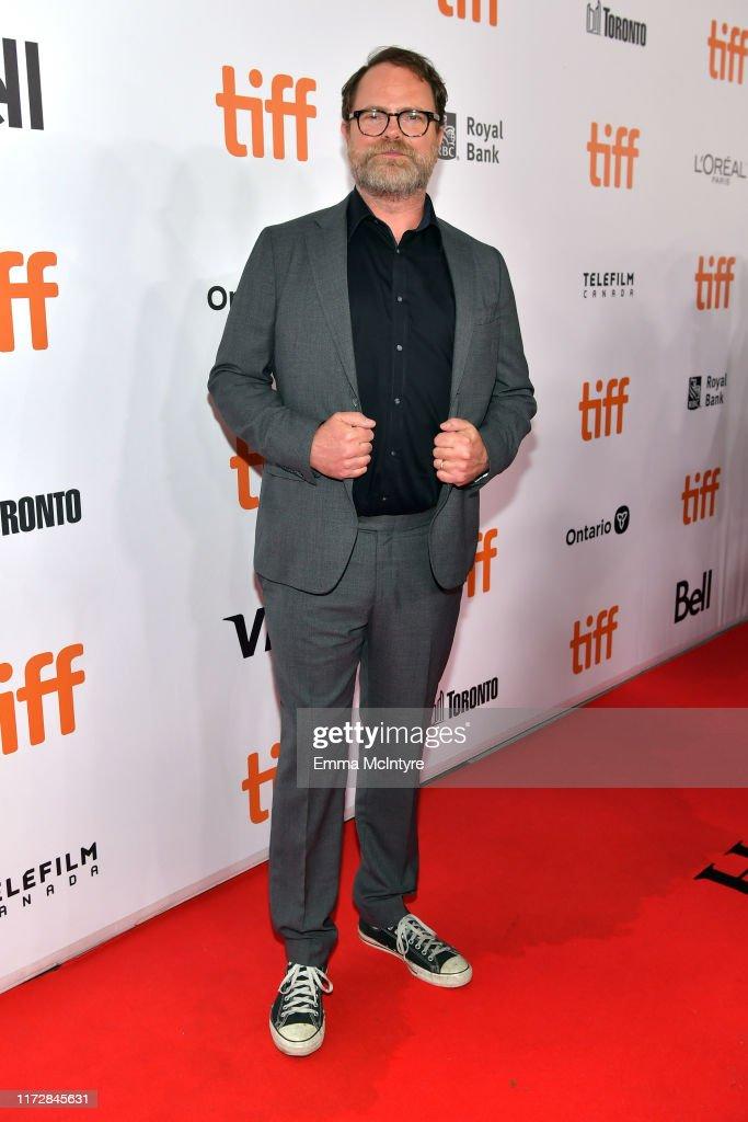 "2019 Toronto International Film Festival - ""Blackbird"" Premiere - Arrivals : News Photo"