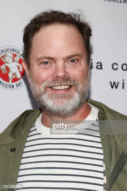 """Rainn Wilson attends The Greater Los Angeles Zoo Association Hosts """"Meet Me In Australia"""" To Benefit Australia Wildfire Relief Efforts at Los Angeles..."""
