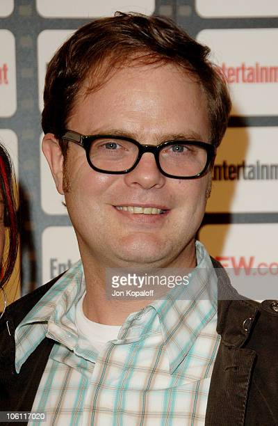 Rainn Wilson during Entertainment Weekly Magazine Celebrates The 2006 Photo Issue at Quixote Studios in West Hollywood California United States