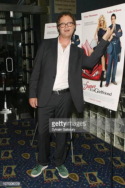 Rainn Wilson during Twentieth Century Fox Premiere of My Super ExGirlfriend Arrivals at Clearview Chelsea 23rd Street in New York New York United...