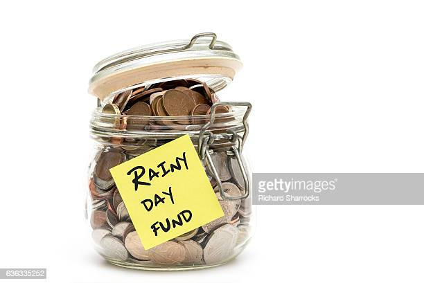 rainy day fund - モーペス ストックフォトと画像