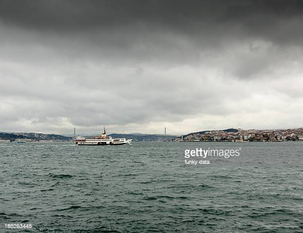 Rainy day in Istanbul