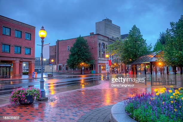 Rainy Day in Moncton