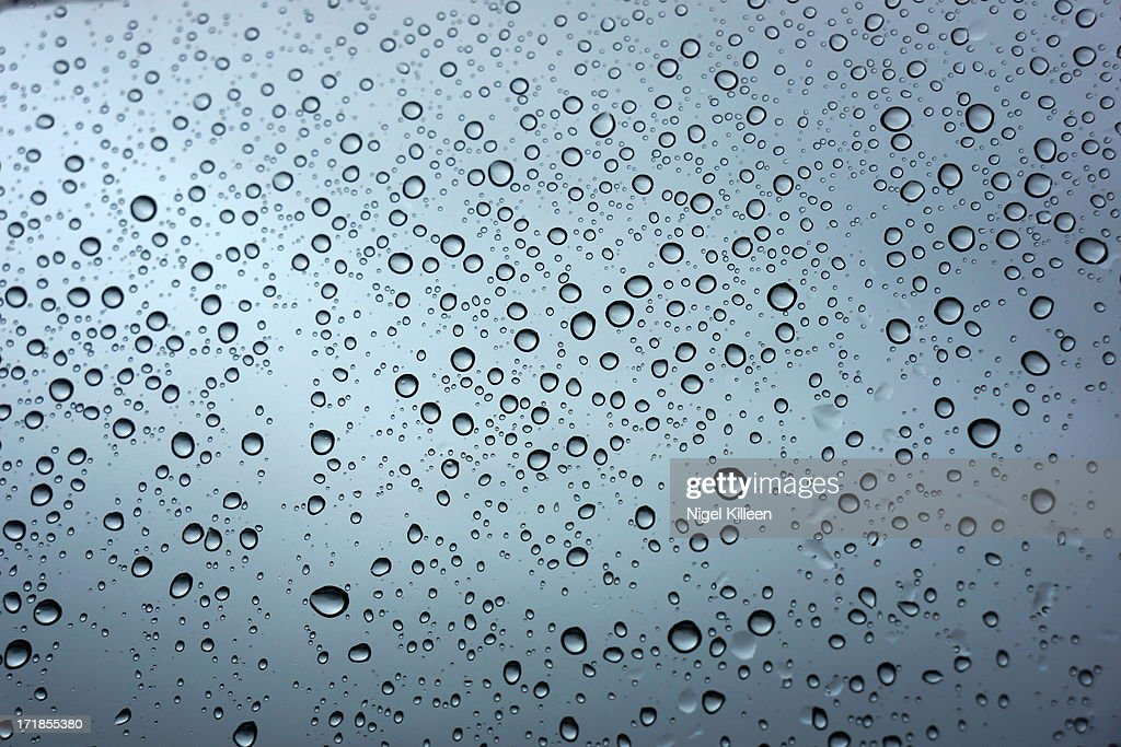 Rainy day out : Stock Photo